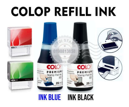 Picture of Colop Refill Ink