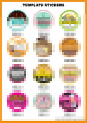 Picture of Catalog Sticker Kertas dan Kalis Air ( MirrorCoat & PVC )
