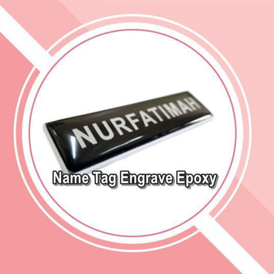 Name TAG Epoxy